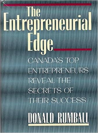 Cover of The Entrepreneurial Edge