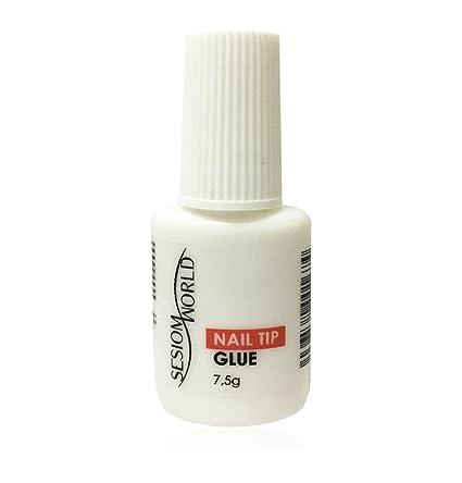 Pegamento especial para uñas NAIL TIP GLUE 7,5gr sesioMWorld®