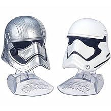 Star Wars black series die-cast helmet Captain FISMA & first-order Stormtrooper