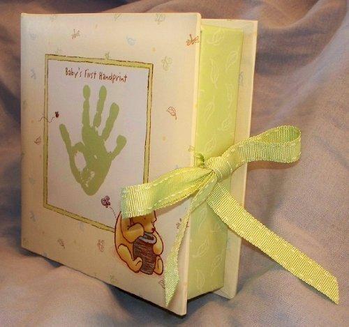 Classic Pooh Disney Keepsake Baby S First Handprint