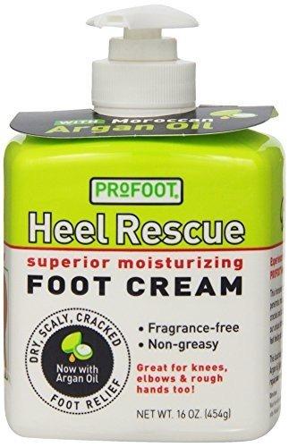Price comparison product image ProFoot Heel Rescue Superior Moisturizing Foot Cream 16 oz