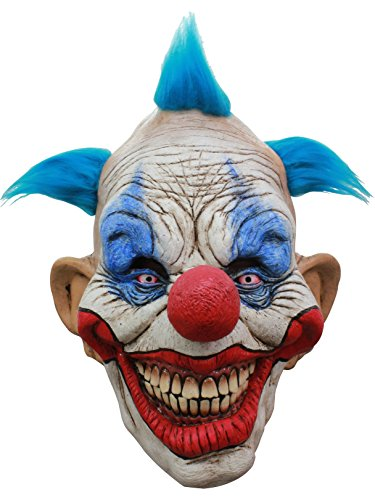 Dammy the Clown Scary Mask ()