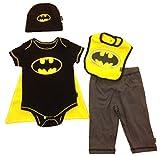 DC Super Hero Batman Baby 5 Pcs Layette Set