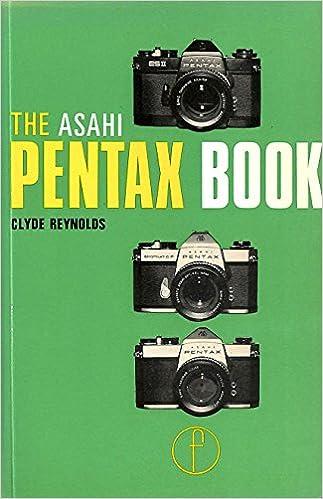 c7e000e7e Amazon.in: Buy Asahi Pentax Book for Spotmatic F SP1000 and ESII ...
