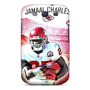Protection Case For Galaxy S3 / Case Cover For Galaxy(kansas City Chiefs)