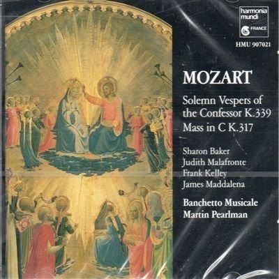 Vespers / Coronation Mass (Banchetto)