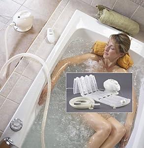Amazoncom Conair Thermal Spa Bath Mat Massager Home Kitchen