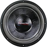 American Bass Hd18d2 18 3000w Car Audio Subwoofer Sub 3000 Watt