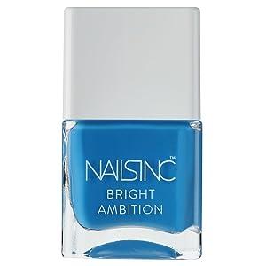 Nails Inc Bright Ambition Nail Polish, Not Invited