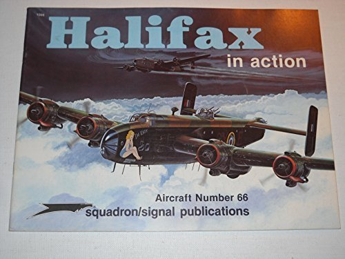 Halifax in Action - Aircraft No. 66 by Jerry Scutts (1984-05-03)