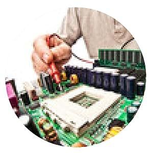 alfombrilla de ratón experto en hardware - ronda - 20cm