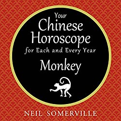 Your Chinese Horoscope for Each and Every Year - Monkey