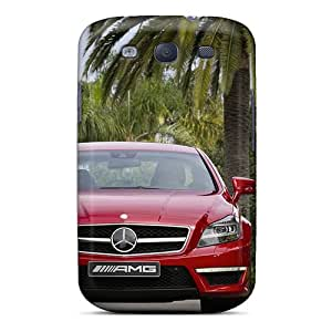 Galaxy S3 Case Cover With Shock Absorbent Protective Bmw7865bKVc Case