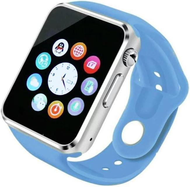 Agptek A1 Smart Watch Reloj Inteligente Bluetooth Orologio Móvil Supporto Mapa de sim Gsm Para Android Samsung S5 S6 Nota 4 Nota 5 Htc Sony Lg Smartphone: Amazon.es: Electrónica