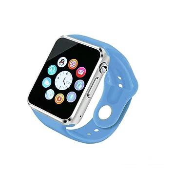 AGPtek A1 Smart Watch Reloj Inteligente Bluetooth Orologio Móvil Supporto Mapa de SIM GSM para Android Samsung S5 S6 Nota 4 Nota 5 HTC Sony LG ...