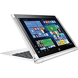HP Pavilion x2 Detachable 2-in-1 Laptop Tablet,10.1? HD IPS Touchscreen Intel Quad-Core Atom x5-Z8350, 32GB eMMC SSD, 2GB RAM, 802.11ac, Wifi, Bluetooth, Windows 10-Silver