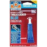 Permatex 24200 Medium Strength Threadlocker Blue, 6 ml