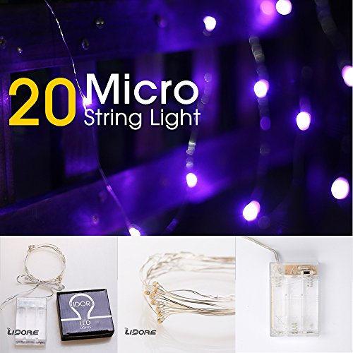 Micro Led Ultraviolet Light