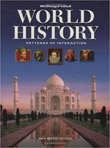 World History Patterns Of Interaction Student Edition 2007