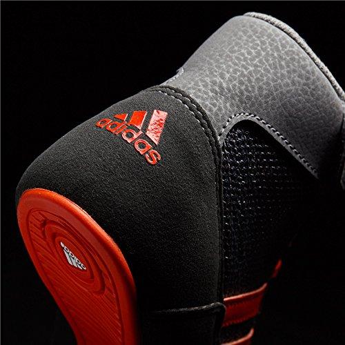 adidas HVC zapato hombre Gris/Rojo