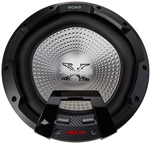 """Sony XSLEDW12 Subwoofer with Illumination, 12"""""""