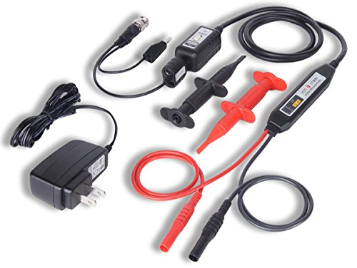 Cal Test Electronics CT3685 General Purpose Active Differential Oscilloscope Probe Kit, 50MHz Bandwidth, 7ns Rise Time