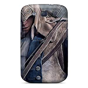 GAwilliam Snap On Hard Case Cover Assassins Creed Iii 2012 Protector For Galaxy S3
