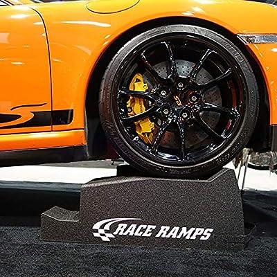 Race Ramps 2 Piece Trailer Ramps 11/' Long