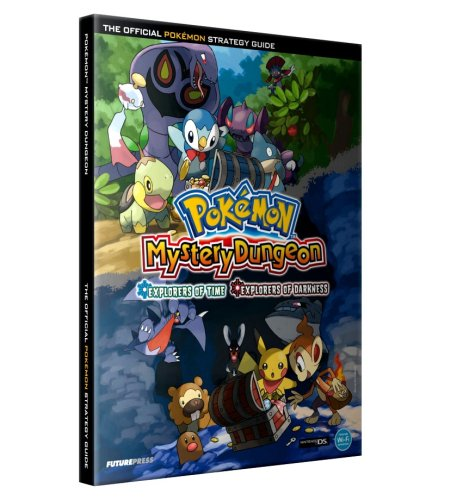 Price comparison product image Pokemon Mystery Dungeon : Explorers of Time and Darkness - The Official Strategy Guide