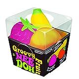 Schylling Nee Doh Groovy Fruit - Novelty Toy