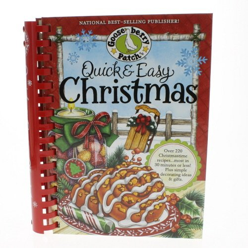 (Gooseberry Patch Quick & Easy Christmas)