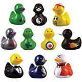 20 Tiny Duck Figures