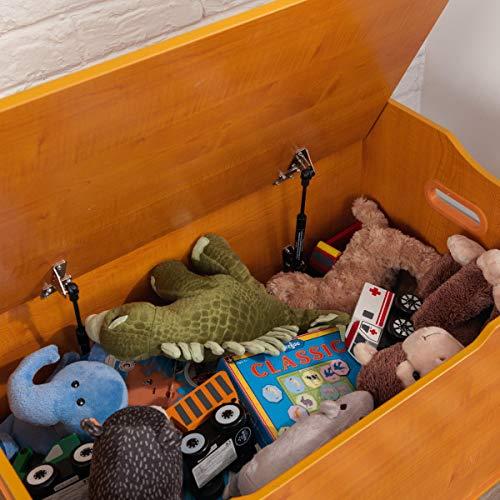 KidKraft Austin Toy Box Honey by KidKraft (Image #2)