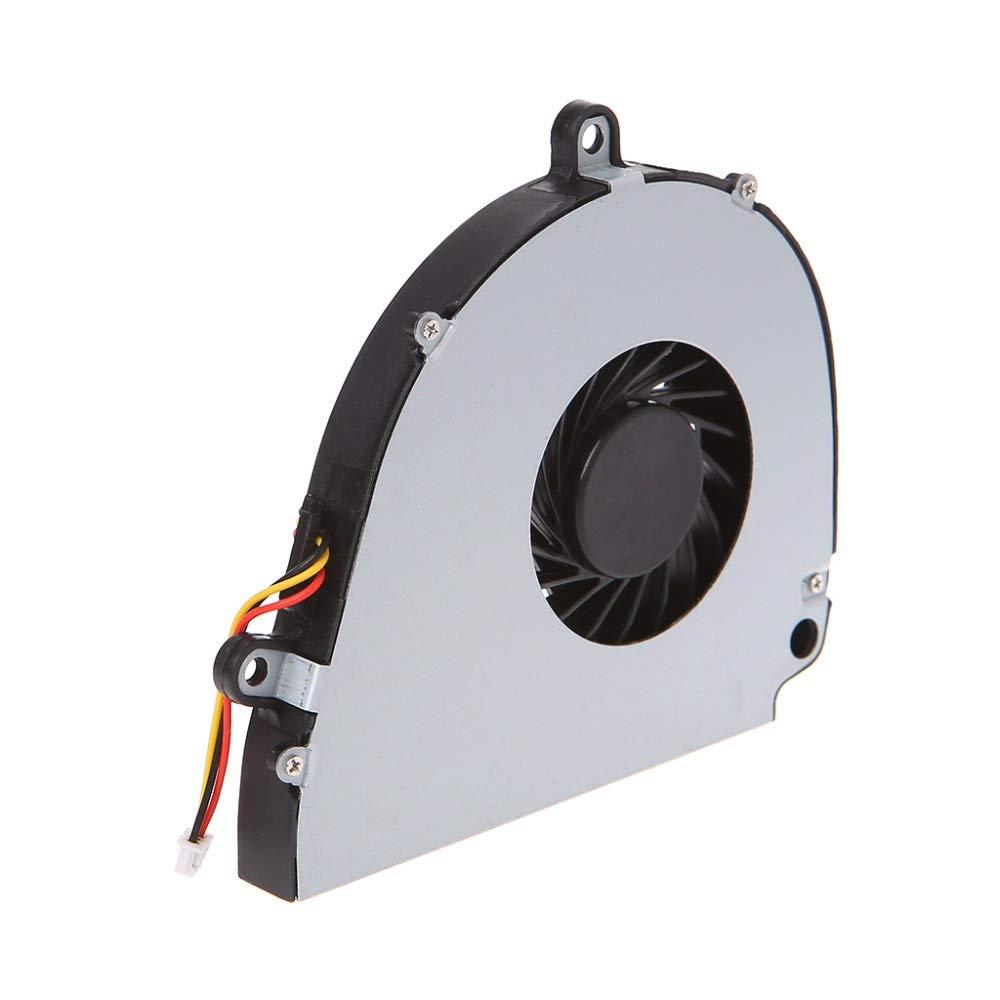 HEASEN 1Pc Laptop Cooler CPU Cooling Fan for Acer Aspire 5750 5755 5350 5750G 5755G V3-571 E1-531G E1-531 E1-571 E1-571G