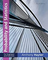Probability and Statistics for Engineers and Scientists, 4th Edition Front Cover