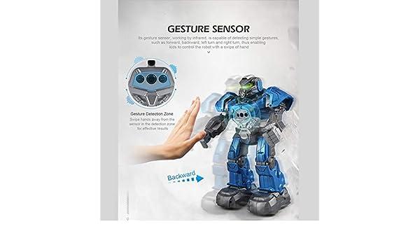 Graptsepk JJR/C R5 Cady WILI Robot Inteligente Control Remoto ...