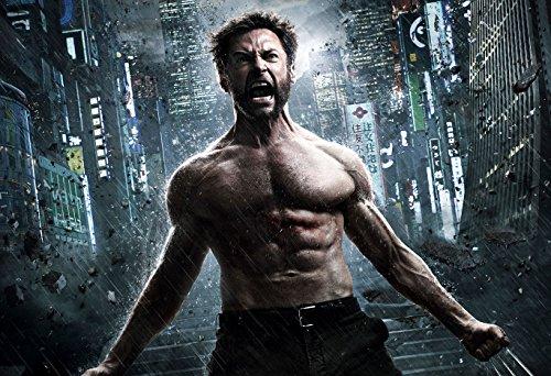 Hugh Jackman Poster The Wolverine