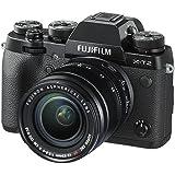 Fujifilm X-T2 Mirrorless Digital Camera w/XF 18-55 millimeters, Black