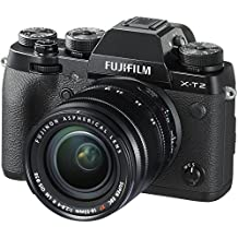 Fujifilm X-T2 Mirrorless Digital Camera with 18-55mm F2.8-4.0 R LM OIS Lens