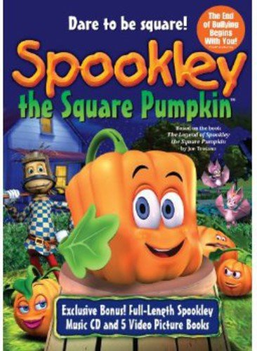 Spookley the Square Pumpkin DVD + CD SET -