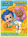 bubble guppies sheets - Bubble Guppies Educational Coloring and Activity Book ~ Let's Go Outside! (64 Pages; 7.75