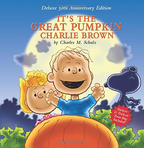 It's the Great Pumpkin Charlie Brown 50th Anniversary Edition