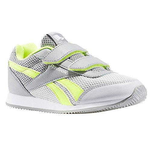 Reebok Unisex-Kinder Bd4007 Trail Runnins Sneakers Grau