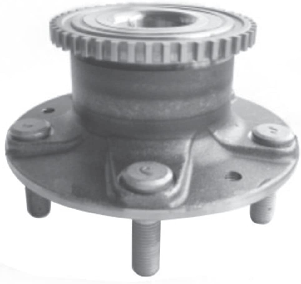 GSP 113118 Axle Bearing and Hub Assembly Driver or Passenger Side Left or Right Rear