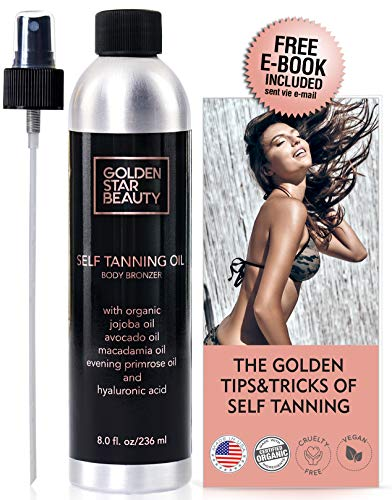 All Natural Self Tanner - 4