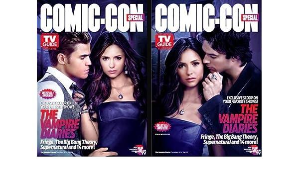 Vampire Diaries Comic Book