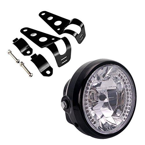 BUNDLE Headlight Headlamp Bracket Motorcycle product image