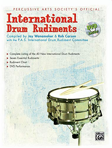 - International Drum Rudiments