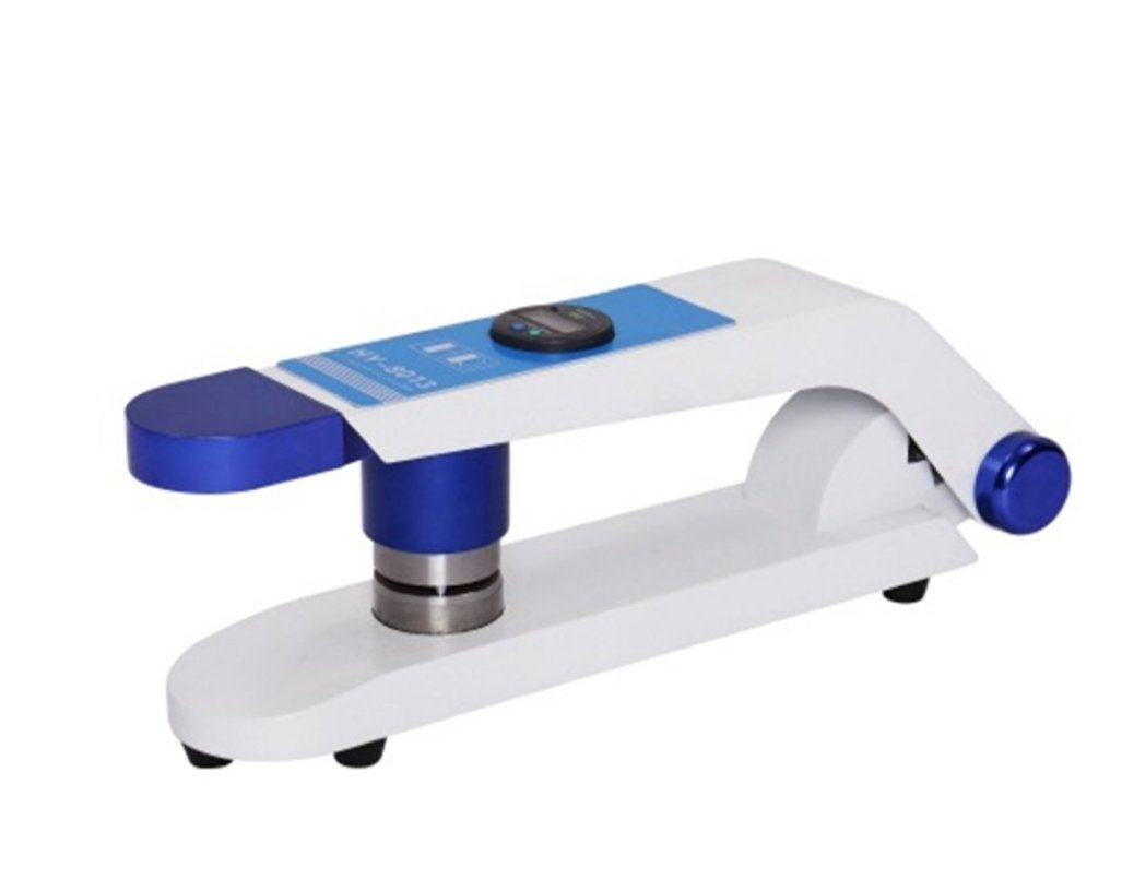 Digital Leather Softness Tester Stroke 0.1-10.0 mm Softness Meter Testing Machine IULTCS,TUP/36