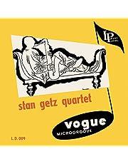 STAN GETZ QUARTET (VOGUE JAZZ CLUB 002)